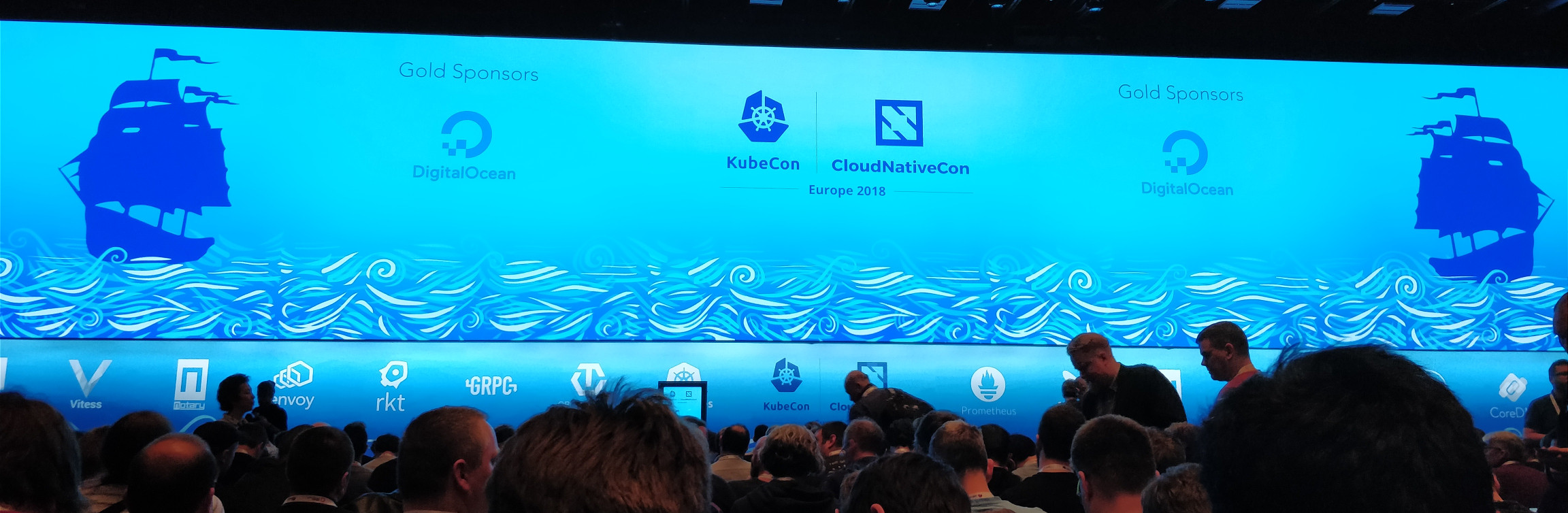 KubeCon 2018 Copenhagen, day 2