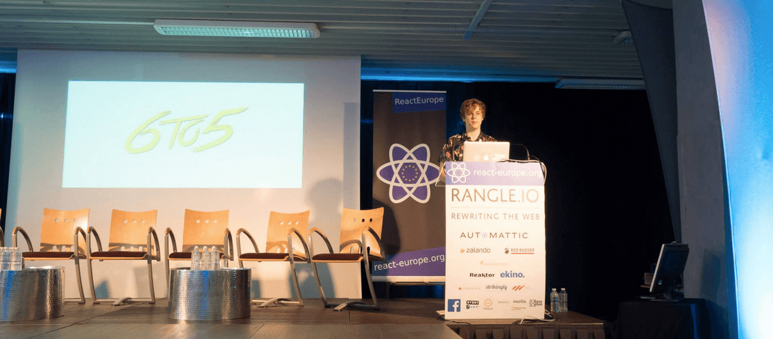 CR React Europe Conférence 2015 - Day 2
