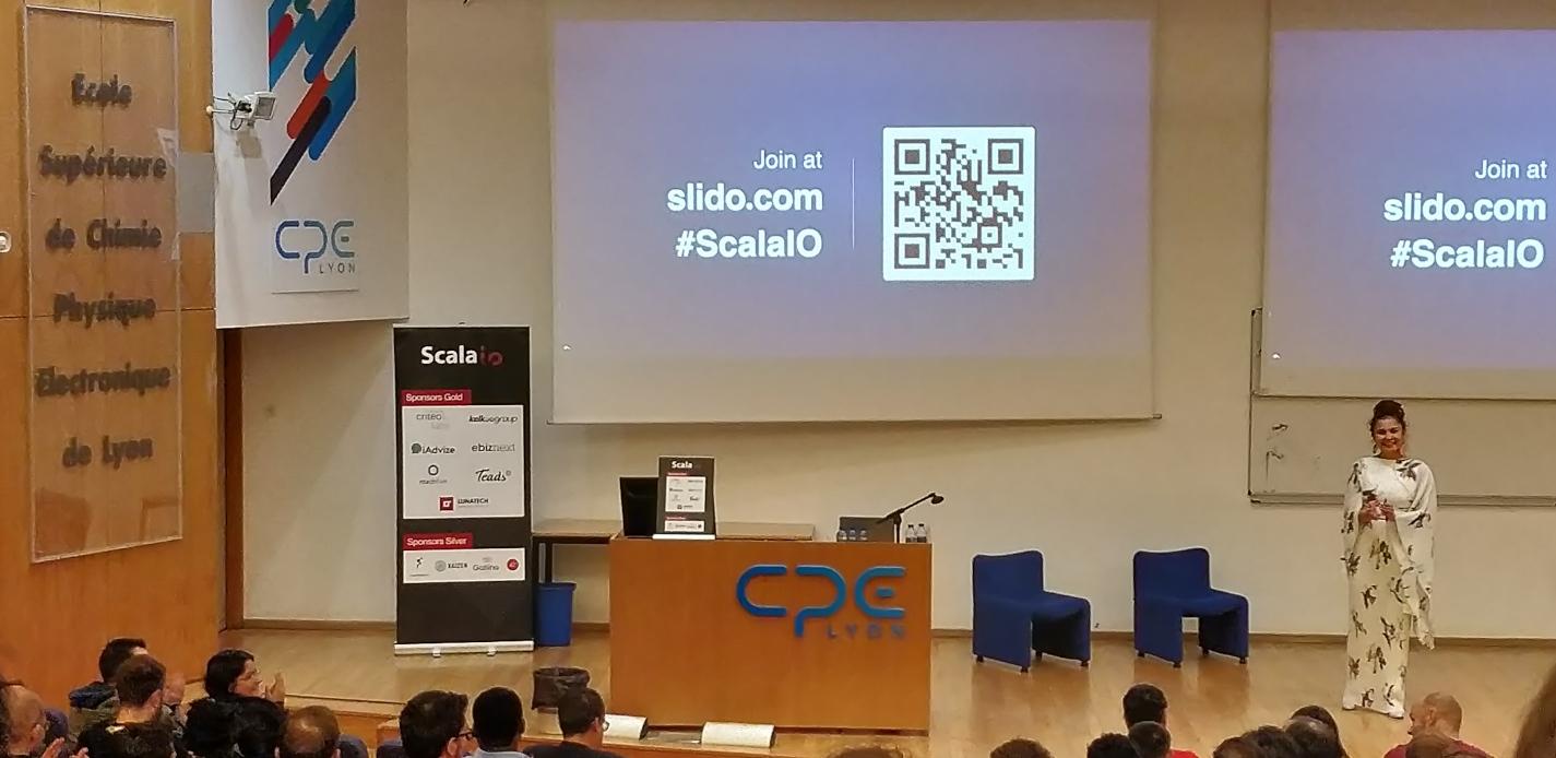 ScalaIO Lyon 2019