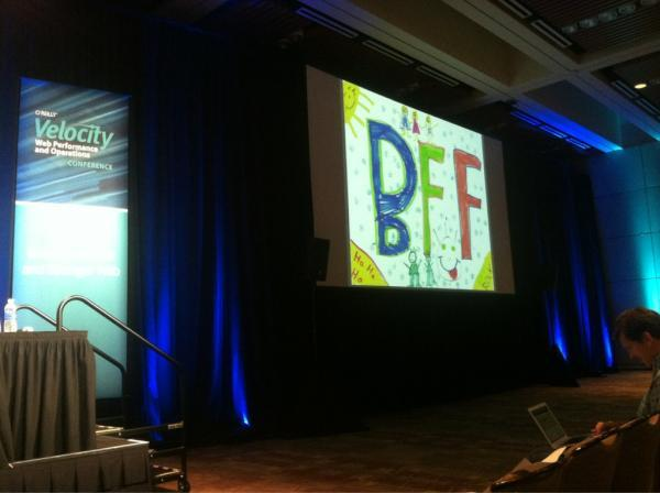 CR Velocity Conference 2012 : Day 3 (DevOps/WebPerf)